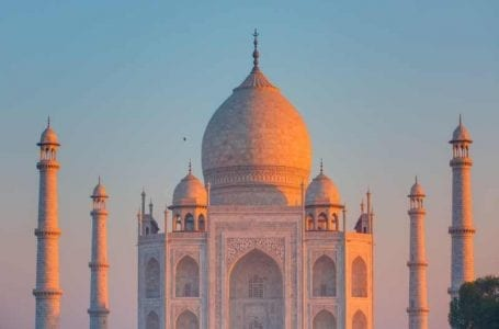 India's Taj Mahal along with many other religious places pledge to combat child labor in-country