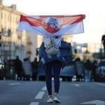Belarusian's pro-democracy movement