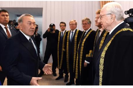 Head of press regulator advised Kazakh regime that suppresses free speech