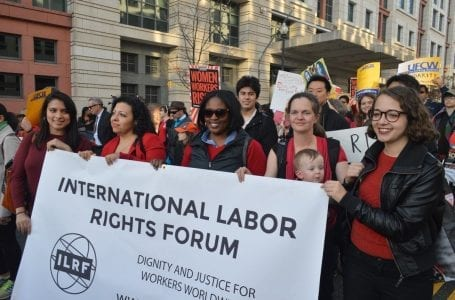 Workers are on the move, often into uncertain and potentially exploitative labor