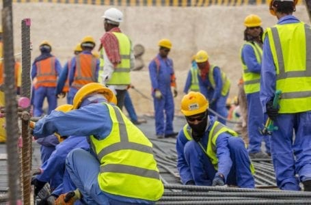In Qatar, 1,400 builders from Nepal were killed at facilities for the World Cup 2022