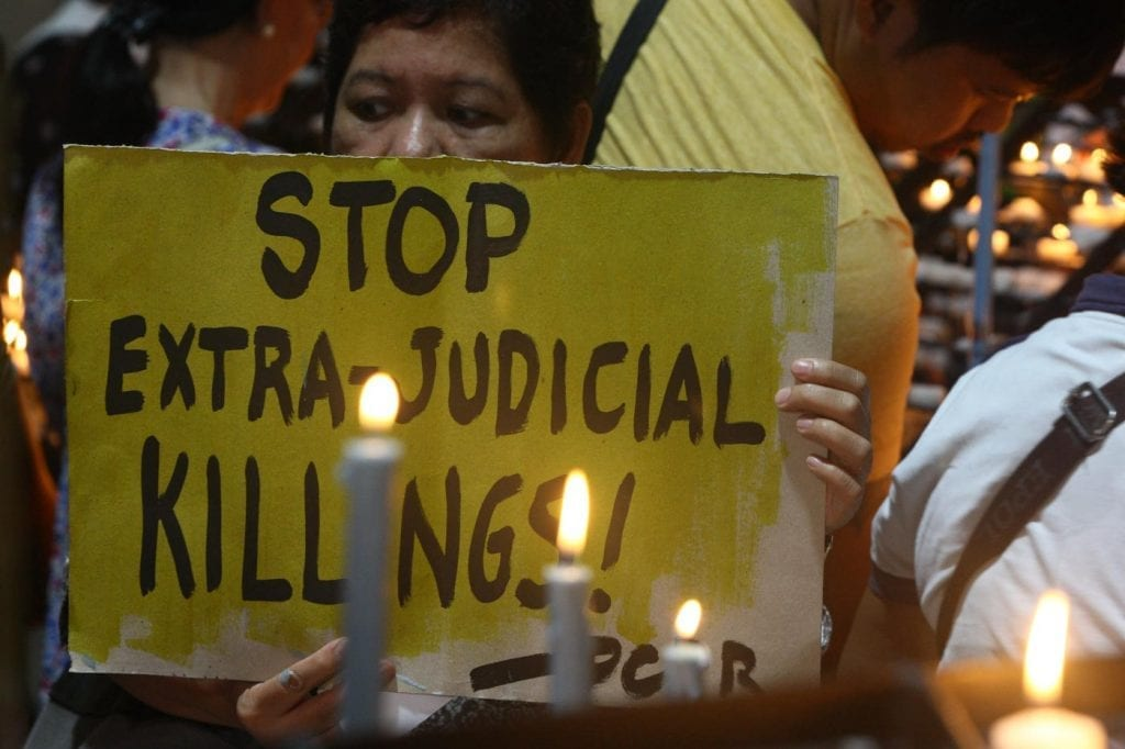 Bridges must condemn human rights abuses in the Philippines