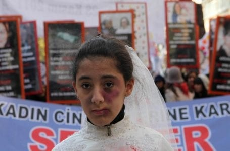 Turkish Parliament to introduce 'marry-your-rapist' bill. Is it an easy pass for rapists?