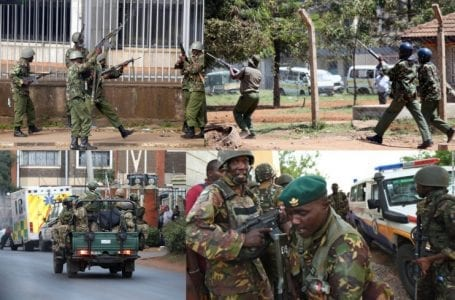 Human rights organization: Kenyan police continues the killing in the poor neighborhoods of Nairobi.