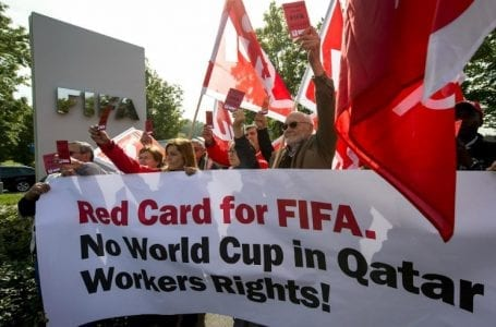 Researchers demand Qatar preventive measures to protect the workers of the World Cup 2022.
