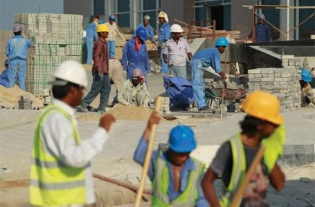 Qatar admits violating the rights of the World Cup 2020 workers.