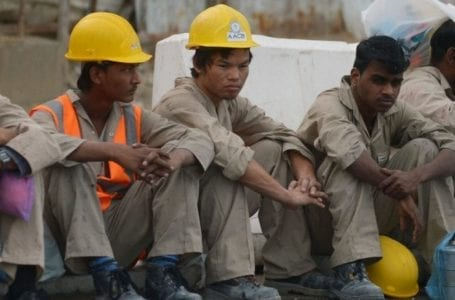 A human rights report reveals serious violations against workers in Qatar.