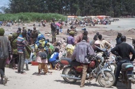 Democratic Republic of Congo: human rights violations cases.