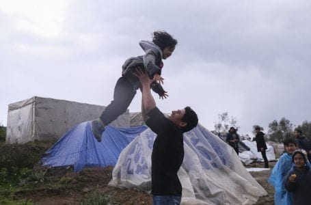 1,600 unaccompanied migrant children move from Greece to European countries.