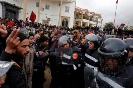 Moroccan human rights violations against Saharawi prisoners.