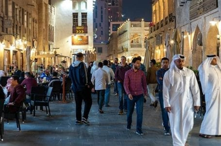 Corona virus. Increase concern  for migrant workers in Qatar