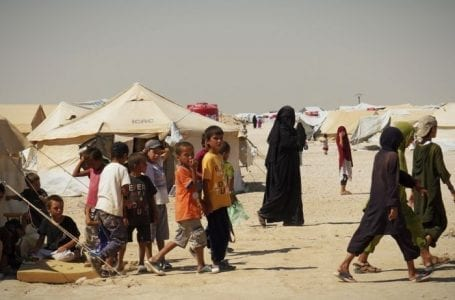 """""""HAWL"""" in Syria the world's most dangerous camp"""