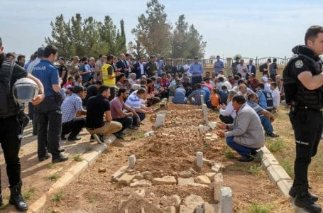 Syria: endless human rights violations
