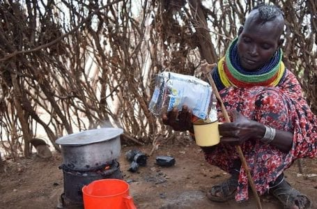 Fighting hunger amid global pandemic