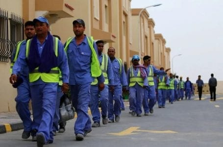 Workers sufferings in Qatar in coronavirus time !