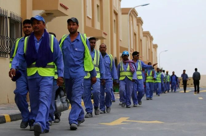 Workers sufferings in Qatar in coronavirus time