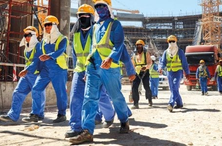 Qatar Worker's Crisis in Education