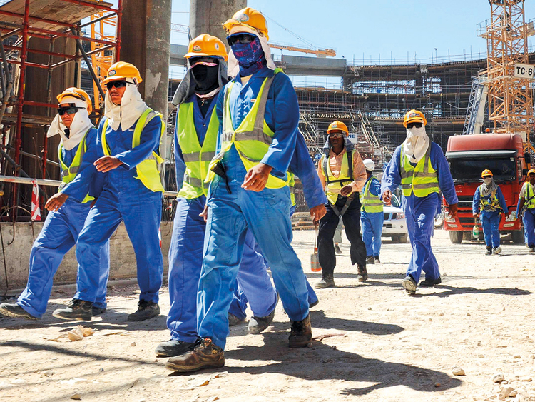 Migrant workers suffered discrimination like eduaction in Doha