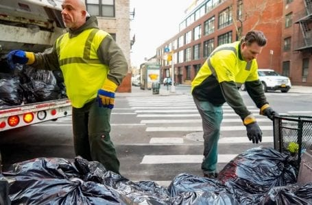 Sanitation workers risk it all to flatten the Coronavirus curve