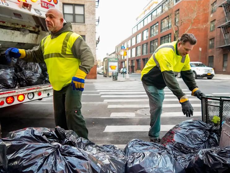 Sanitation workers risk it all to flatten the Coronavirus curve