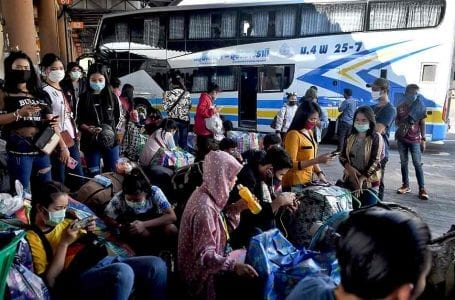 Thailand's migrant workers in a fix amid global pandemic