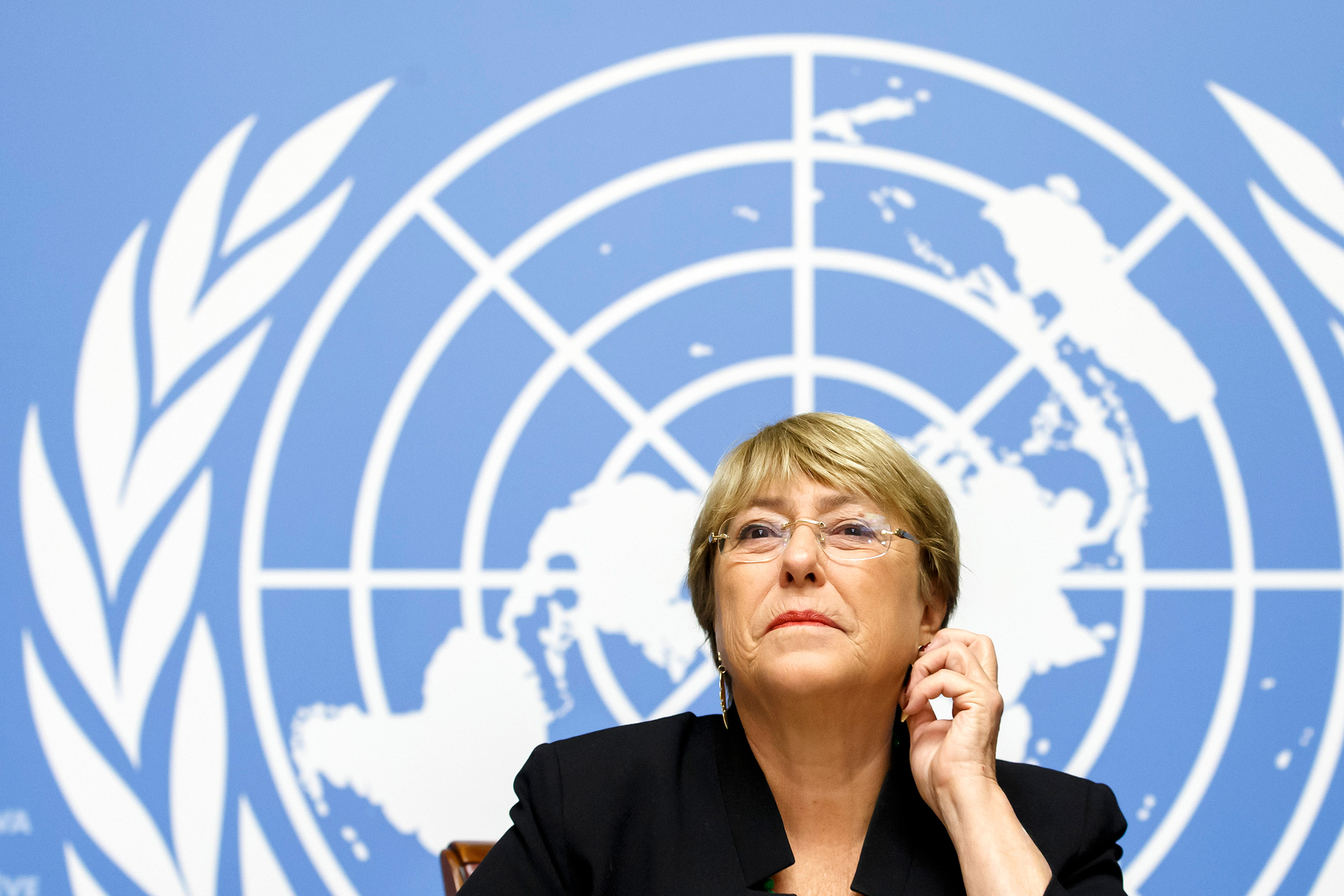 United Nations High Commissioner for Human Rights, Michelle Bachelet, warned about Recession Measures