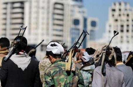 In a spin of a year Houthi militias committed 18000 human rights violations