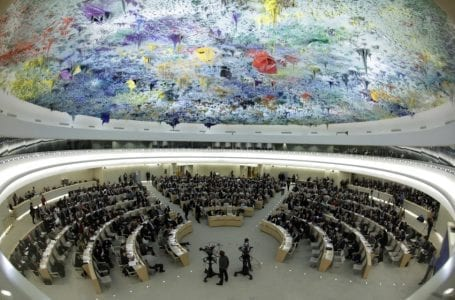 The Human Rights Council calls on Iran for transparency