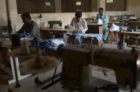 Garment and textile workers are facing health and economic risks in Pakistan
