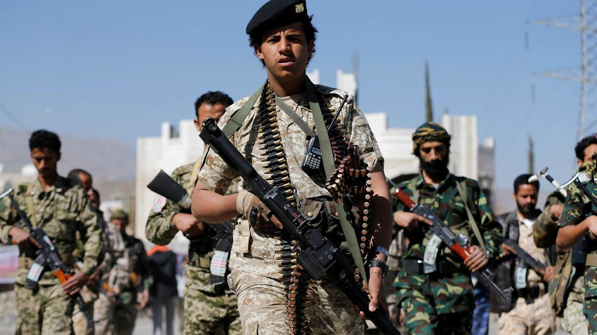 Houthi Militias