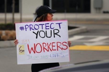 Amid Coronavirus pandemic, a resurgence of global labour unrest