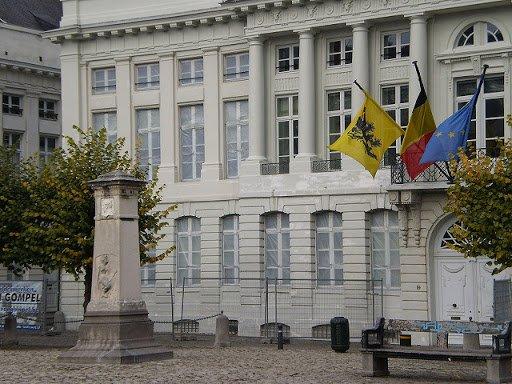 Embassy of China in Belgium