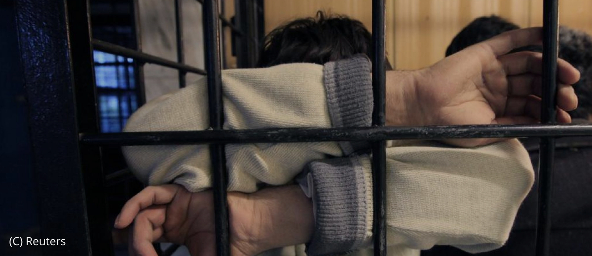 migrants continue staying in Russia detention centres