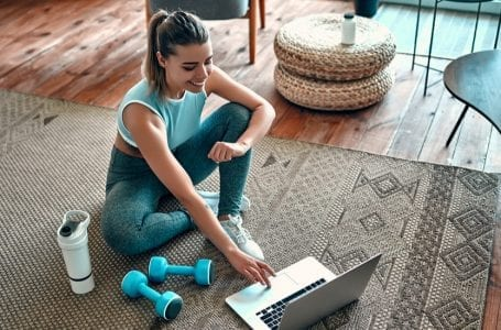 Staying Fit While Maintaining Work-Life Balance at the Time of Pandemic