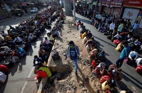 India set's up migrant workers database