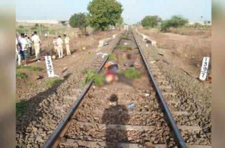 16 Migrant Labourers Crushed to Death by Freight Train in Aurangabad District of Maharashtra