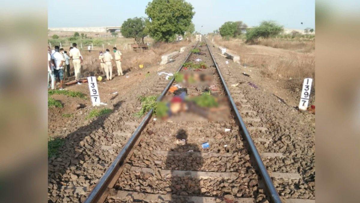 16 Migrant workers died in Madhya Pradesh