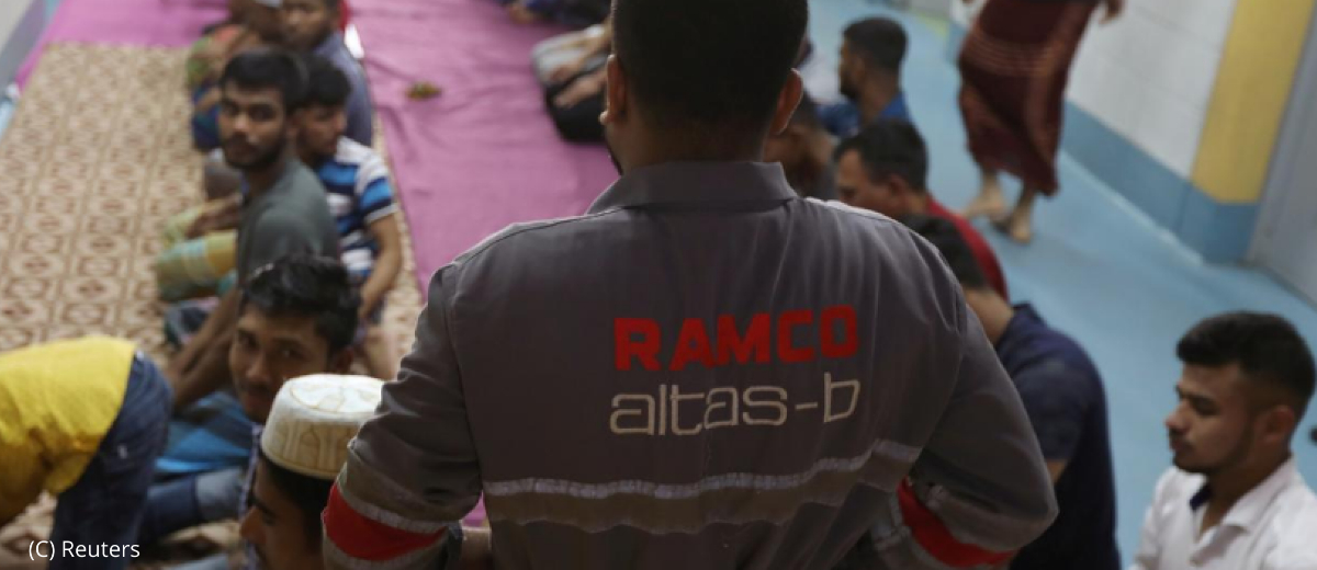 Migrant workers stranded in Lebanon