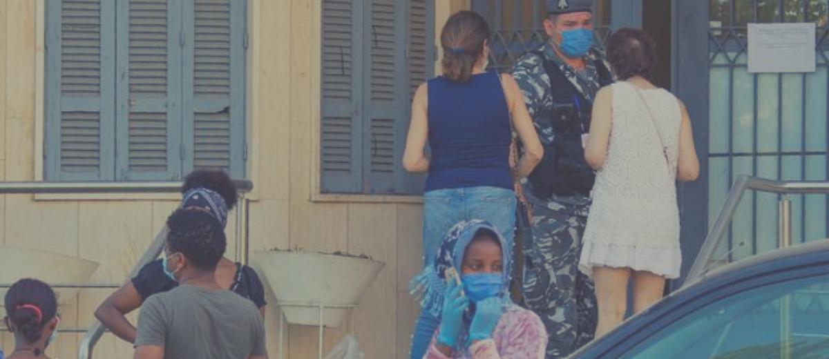 Filipino migrant worker stranded in UAE