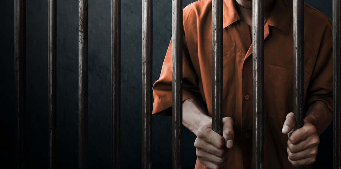 Man holds prison and Prisoners need to be released