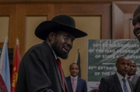 New Arms Embargo Resolution Is Hope For A Peaceful South Sudan