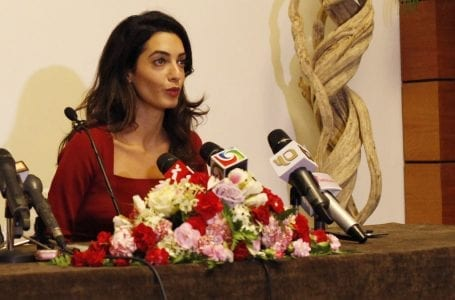 Australia urged to pass Magnitsky law; Amal Clooney chimes in