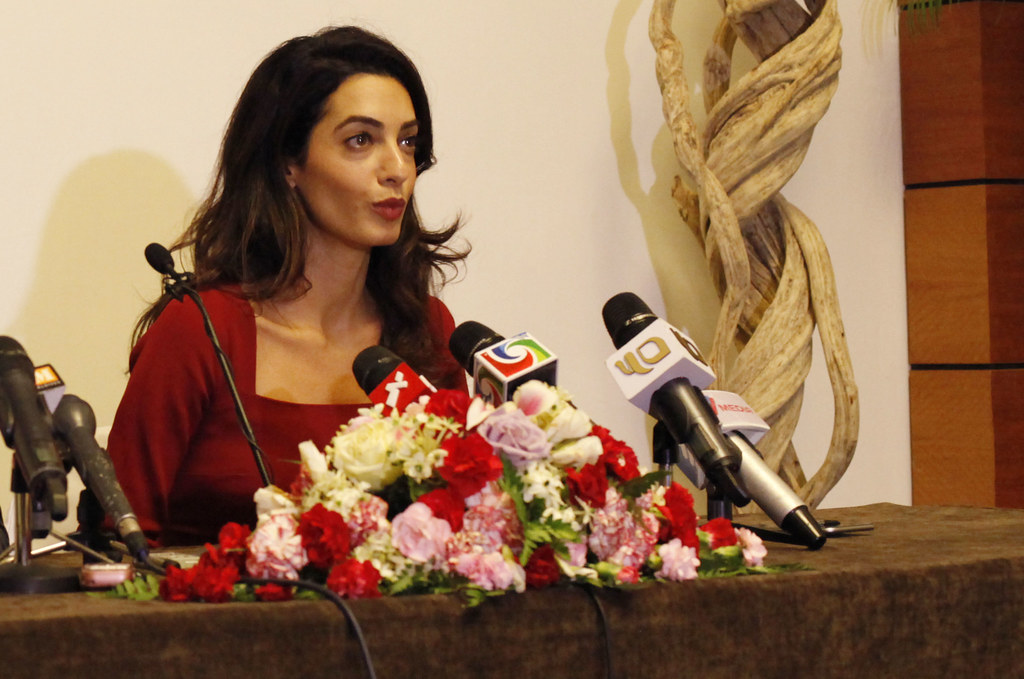 Amal Clooney is among the latest activists who have urged Australia to pass the Magnitsky law