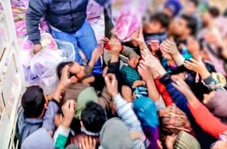 Inhuman conditions of migrants detained in Libya