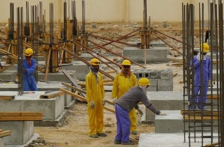 COVID-19 continues to spread exponentially between migrant workers in Qatari labour camps