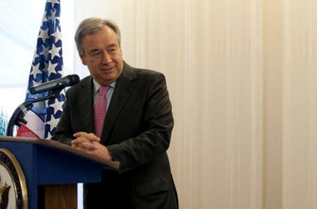 'Seafarers Must Be Brought Back Home In Pandemic Times': U.N. chief Antonio Guterres