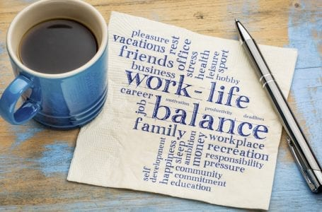 Teamwork crucial to sustaining work-life equilibrium