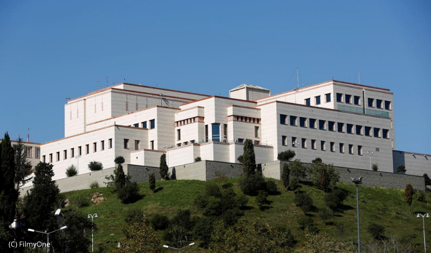 U.S. Consulate is pictured in Istanbul, Turkey