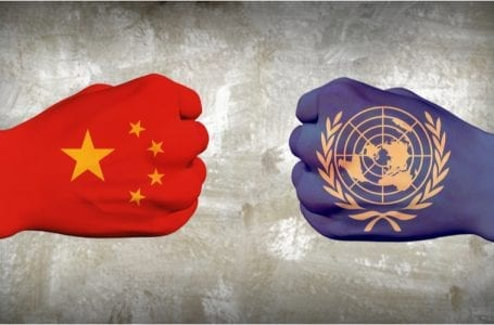 UN Human Rights experts voice concern about China's record