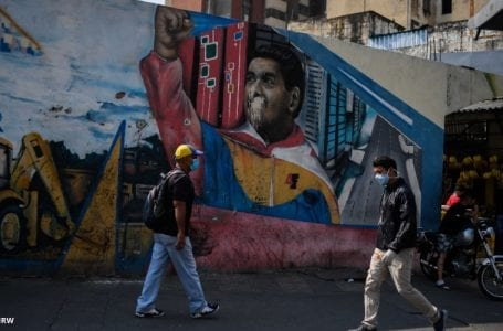 Venezuelans Receive Humanitarian Aid Amidst Corona Virus Crisis